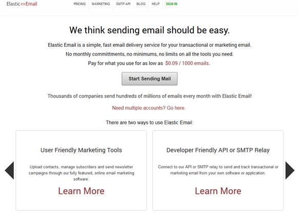 elastic-mail