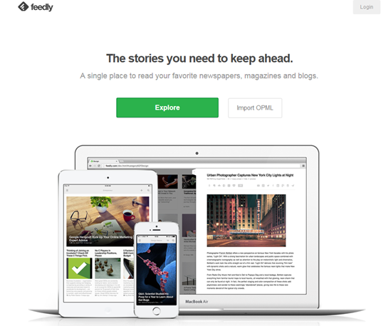 feedly