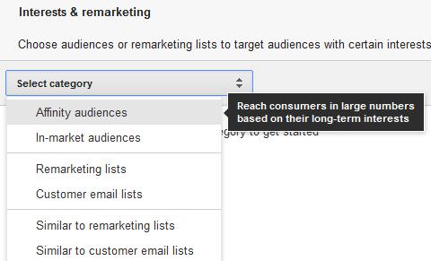 interests-inmarket-remarketing-adwords