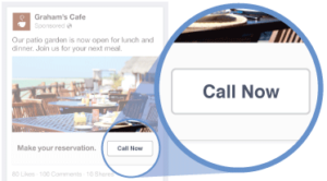 Facebook Call Now Prompt